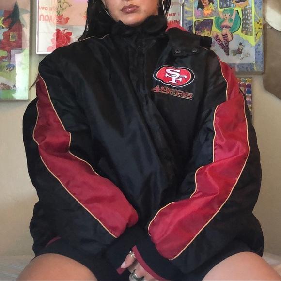 NFL Jackets & Blazers - Sf puff jacket